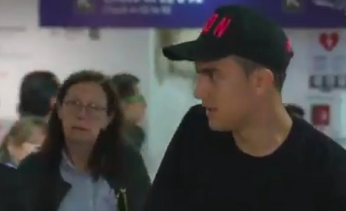 """Paulo Dybala: """"Siempre es muy lindo estar en la Selección"""""""