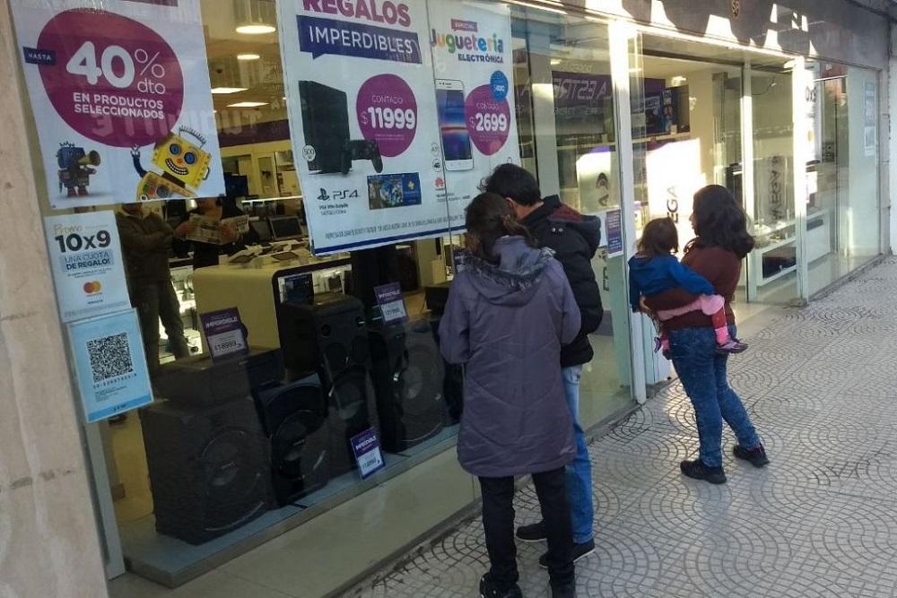 Continúa la caída en la actividad comercial de la ciudad de Córdoba