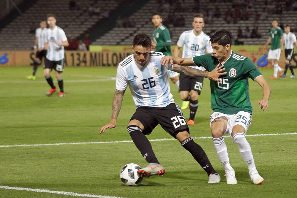 Córdoba fue eslabón del recambio del seleccionado nacional