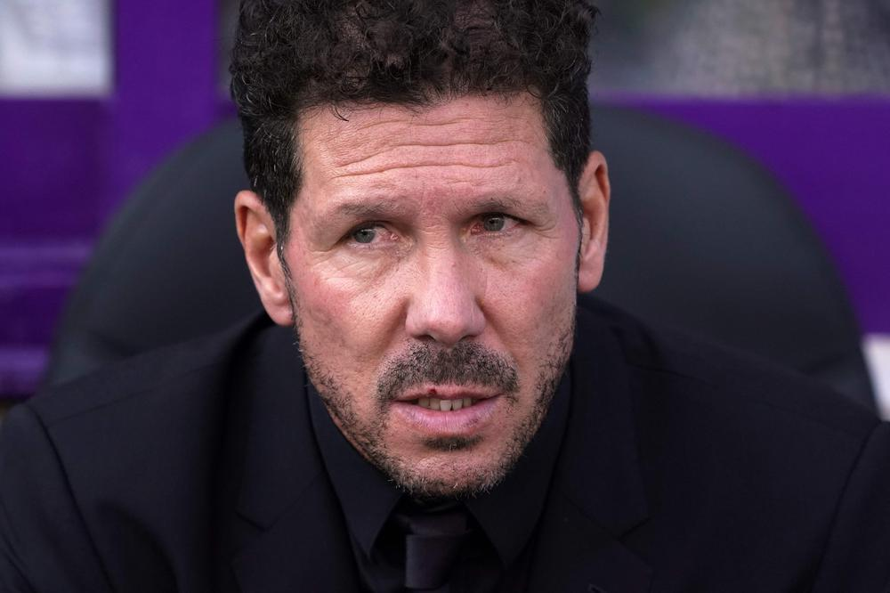 Simeone by AFP