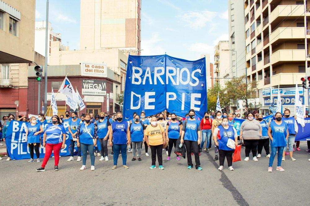 Barrios de Pie Córdoba @cbabarriosdepie