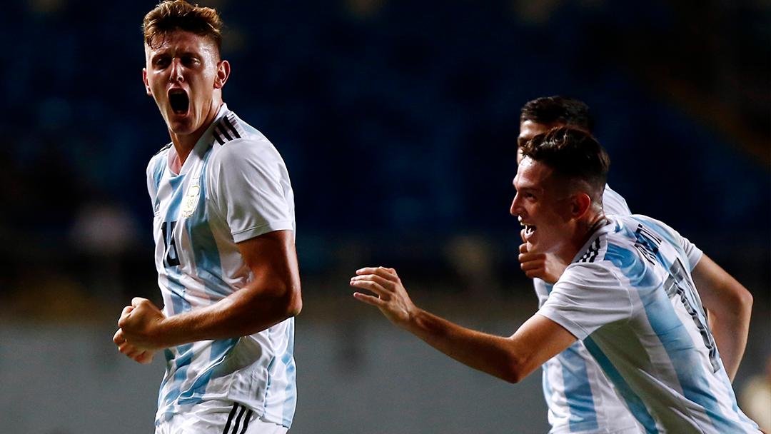 """Gaich: """"Ayudé al equipo con la cuota goleadora que me faltaba"""""""