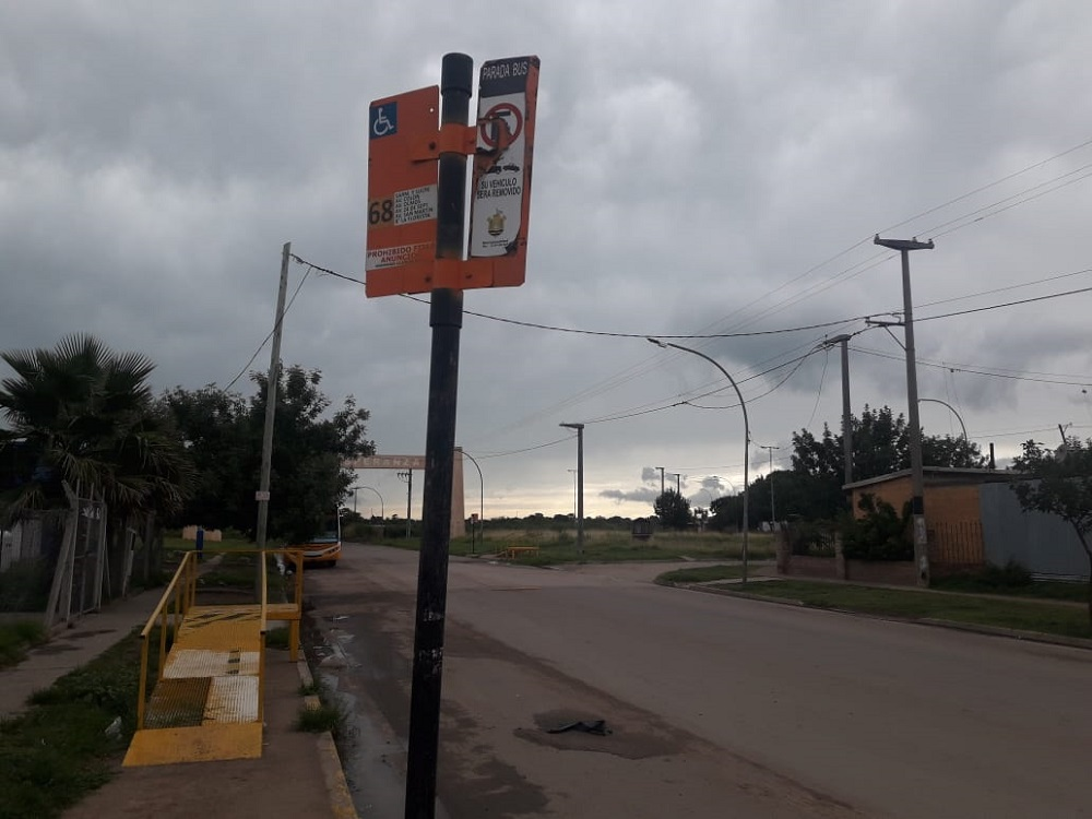 Parada Ciudad Mi Esperanza