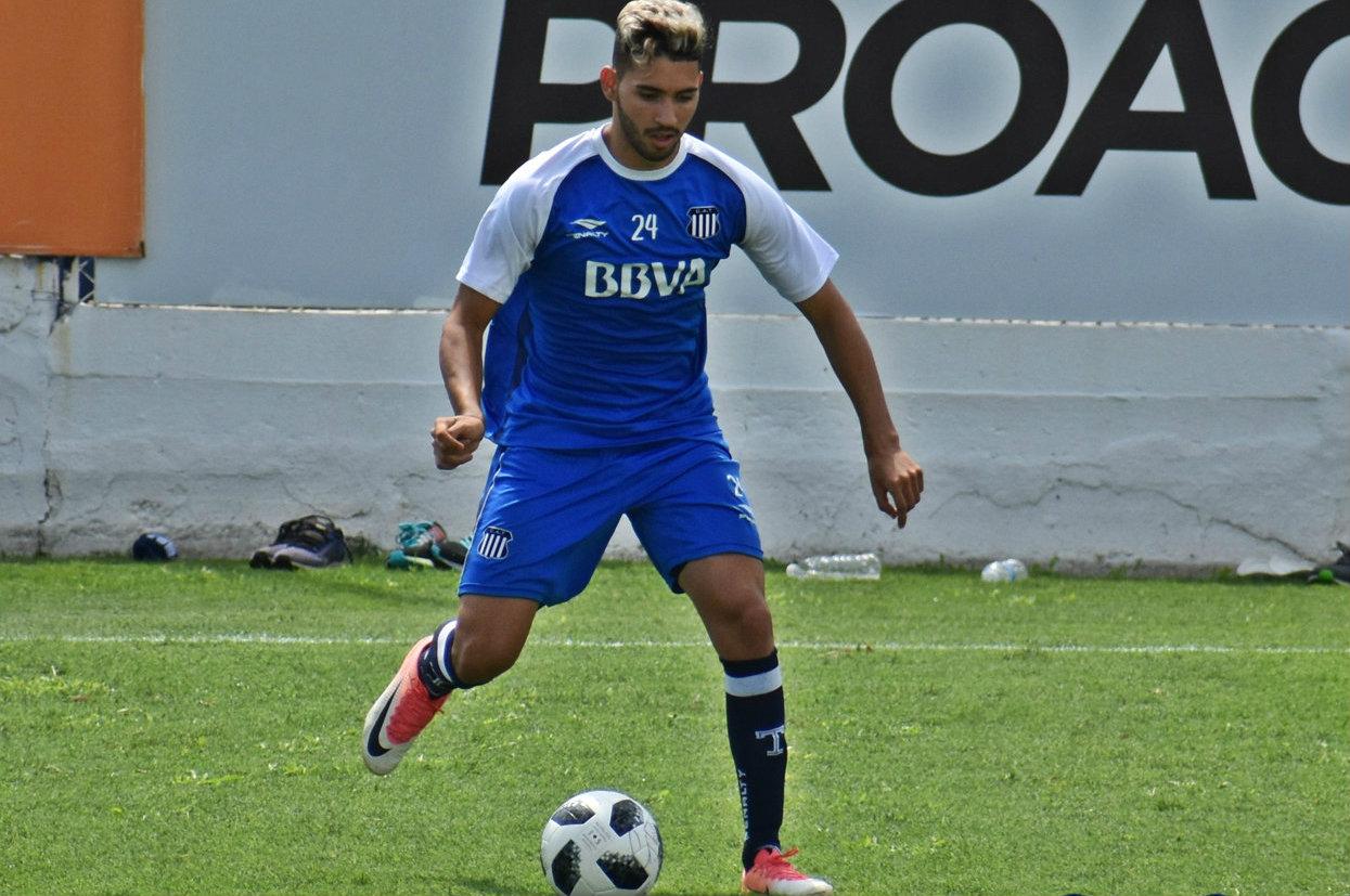 Bustos cuenta con chances de ser titular en Talleres ante Vélez