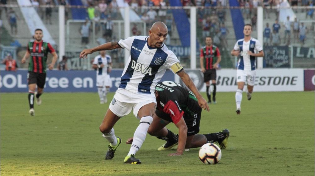 Talleres supera por 2 a 1 a Palestino, en un partido trabado en el Kempes
