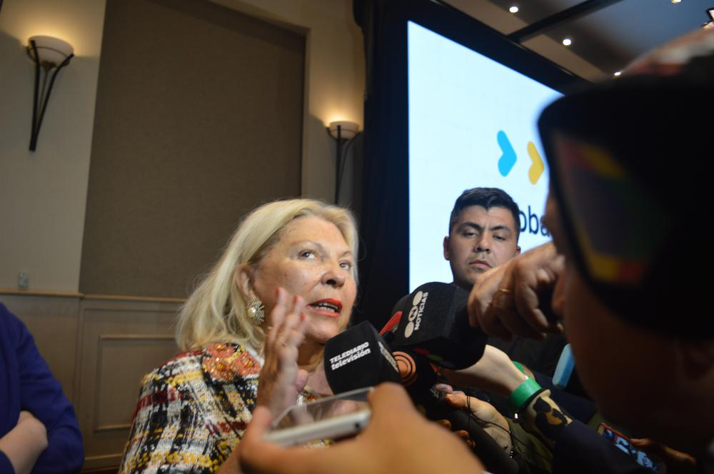 Elisa Carrió by LNM
