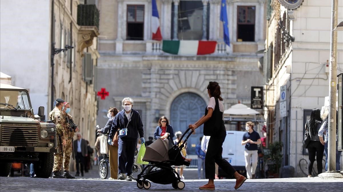 Italia reabre fronteras internas y habilita el ingreso de turistas ...