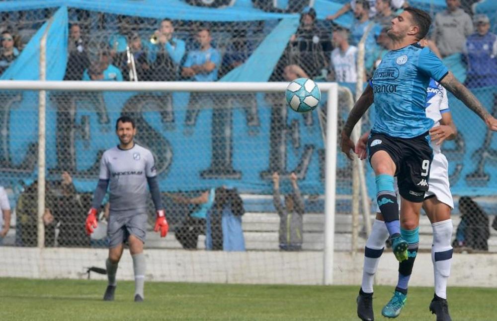 Belgrano volvió a flaquear y perdió en Puerto Madryn por 2 a 1 - Javier Imaz
