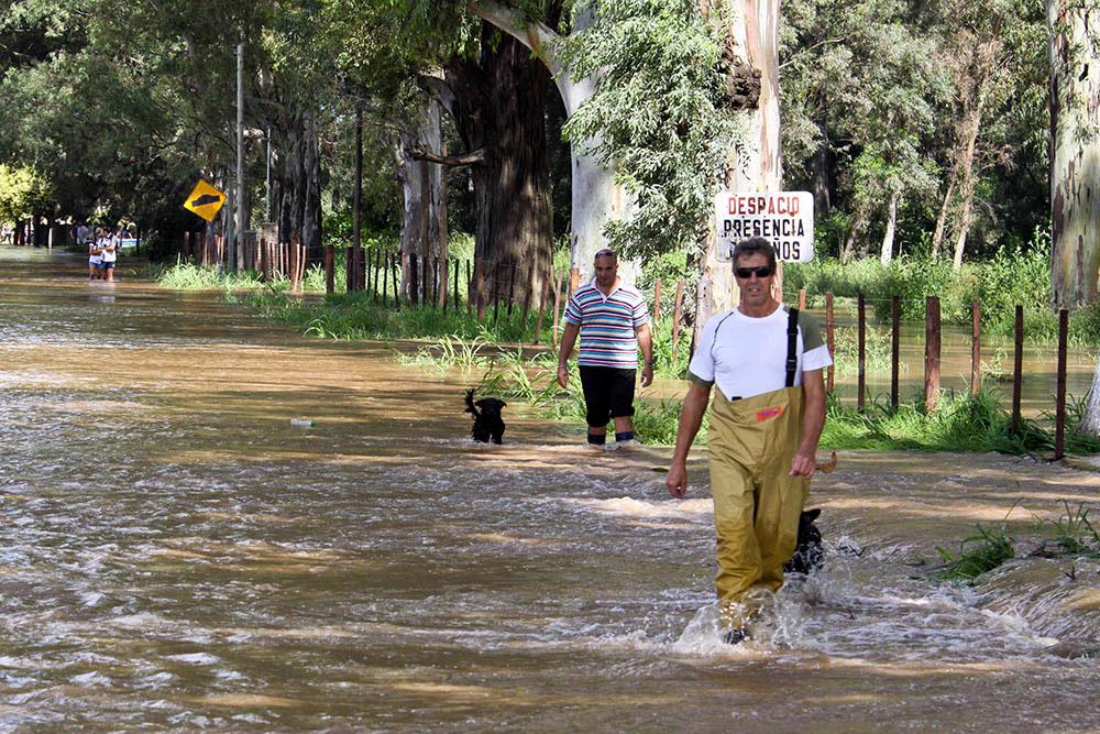 Villa Maria Inundaciones