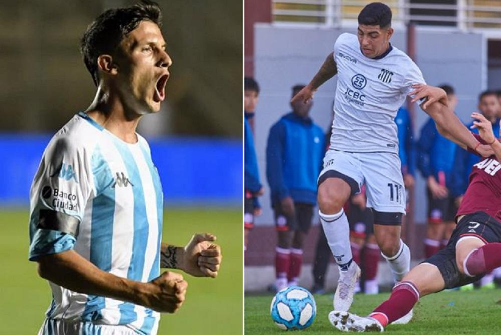 Talleres rearma su plantel con  Héctor Fértoli y Matías Sosa