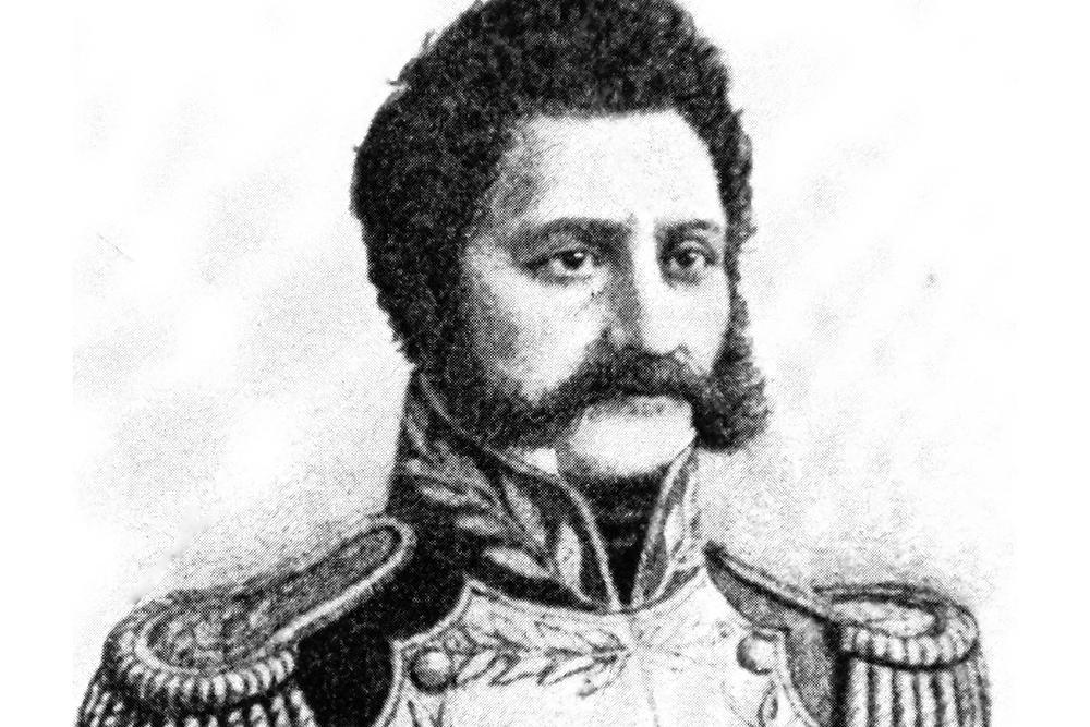 Juan Bautista Bustos