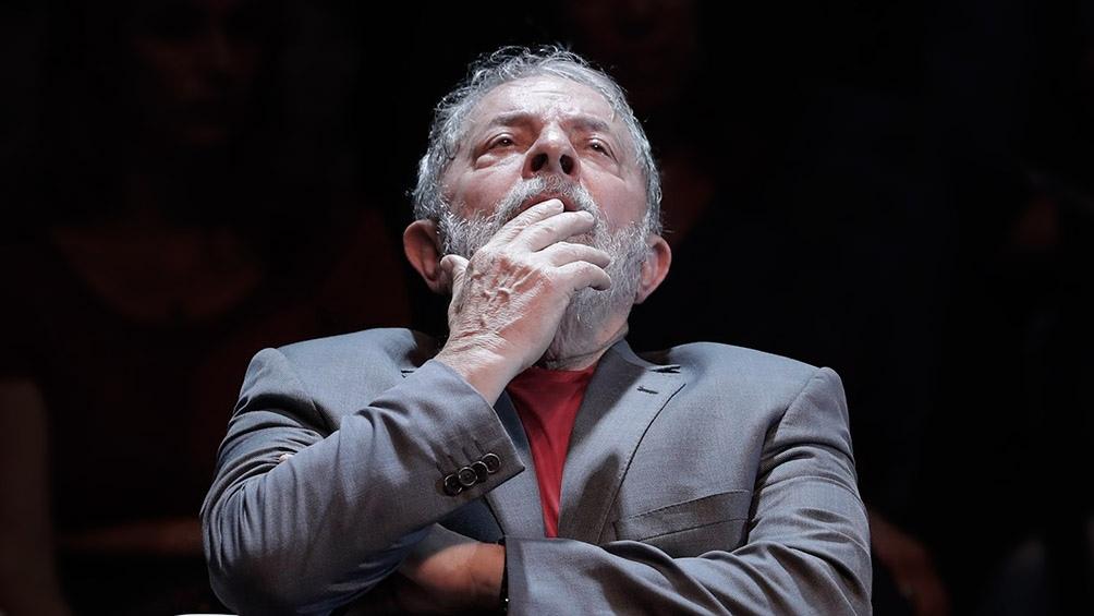 """Lula afirmó que quiere salir de la cárcel solo con el """"100% de inocencia"""""""