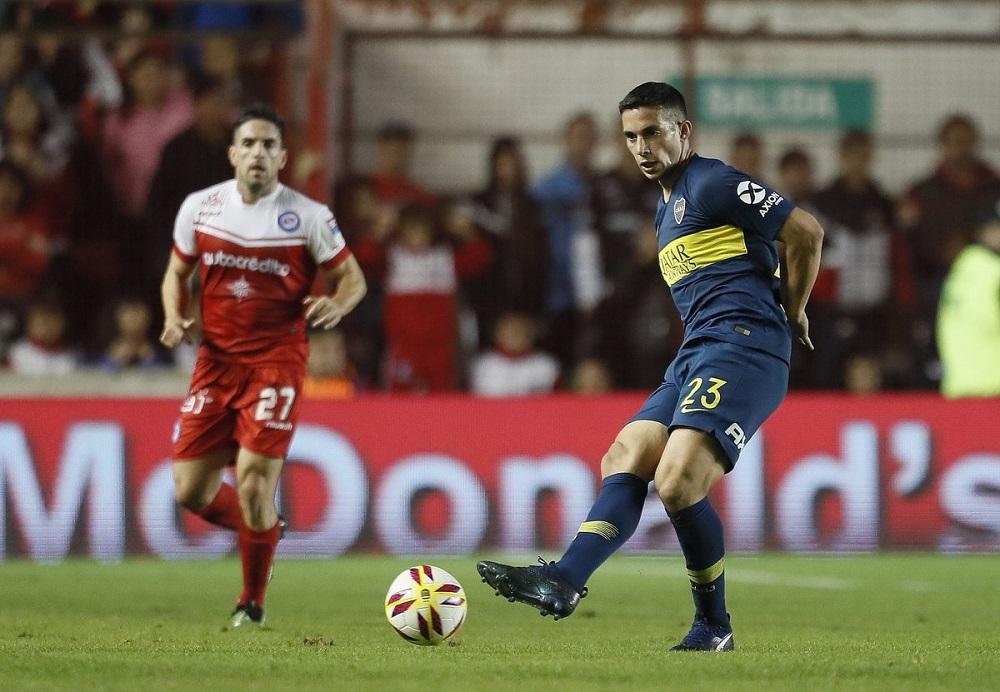 Superliga: Boca y Argentinos no se sacan ventaja en La Paternal