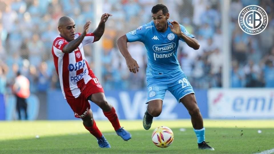 Belgrano busca repuntar esta tarde ante Argentinos