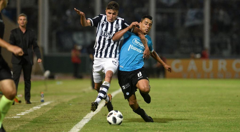 Tenaglia será titular en Talleres, por lesión de Godoy