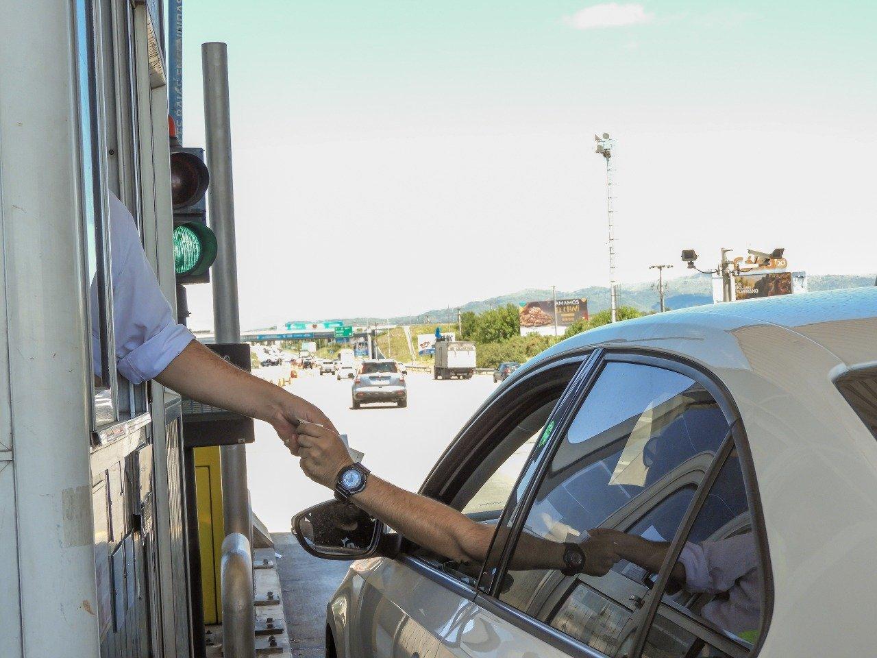 Rige el aumento de peajes en la RAC: desde este sábado sale $60