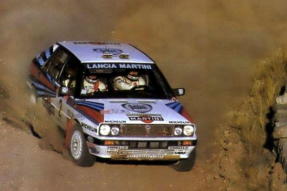 Lancia Recalde Rally