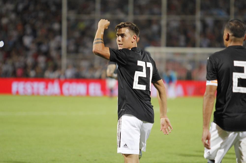 Con goles de Icardi y Dybala, Argentina venció a México en Mendoza