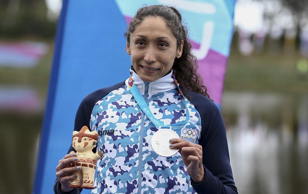 "Medalla de plata para Biagioli: ""Es un broche a mi carrera"""