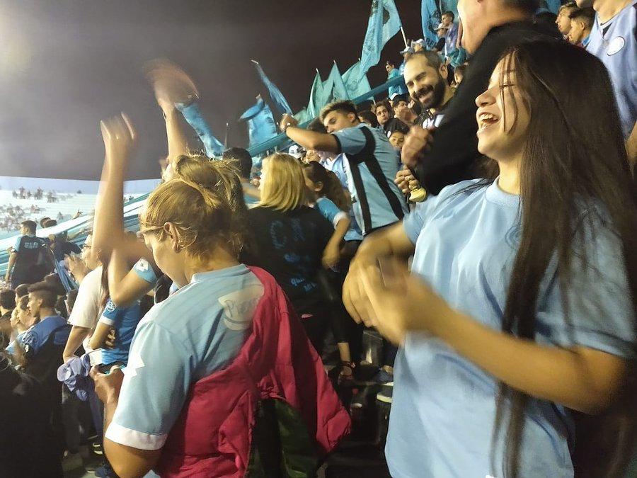 Belgrano tendrá 2.500 lugares en la cancha de Morón