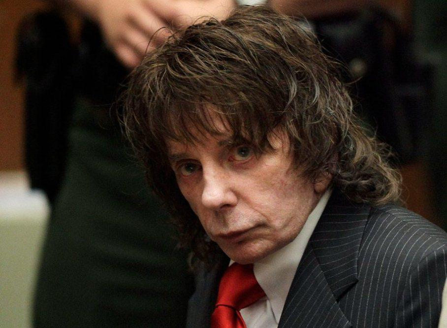 Phil Spector by gentileza