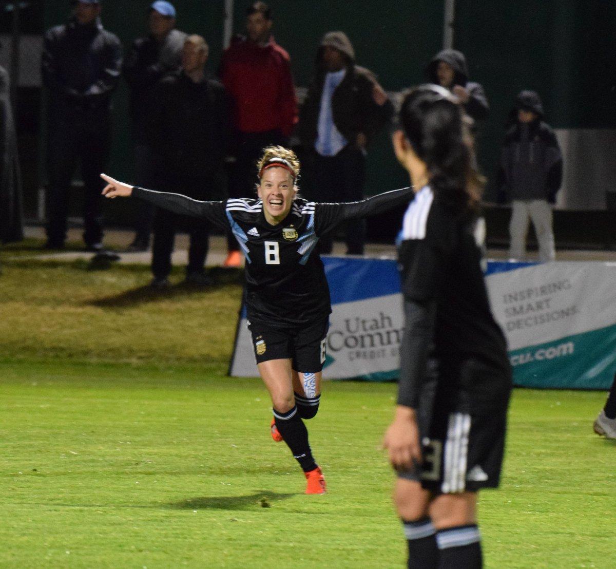Fútbol femenino: triunfo de Argentina en el primer amistoso de la gira por EEUU
