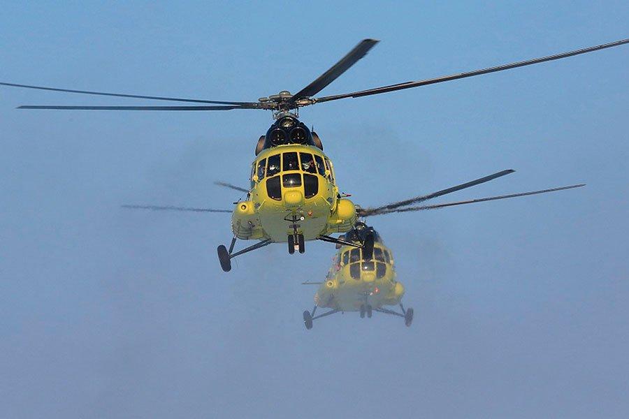 Murieron 18 personas al estrellarse un helicóptero en Siberia