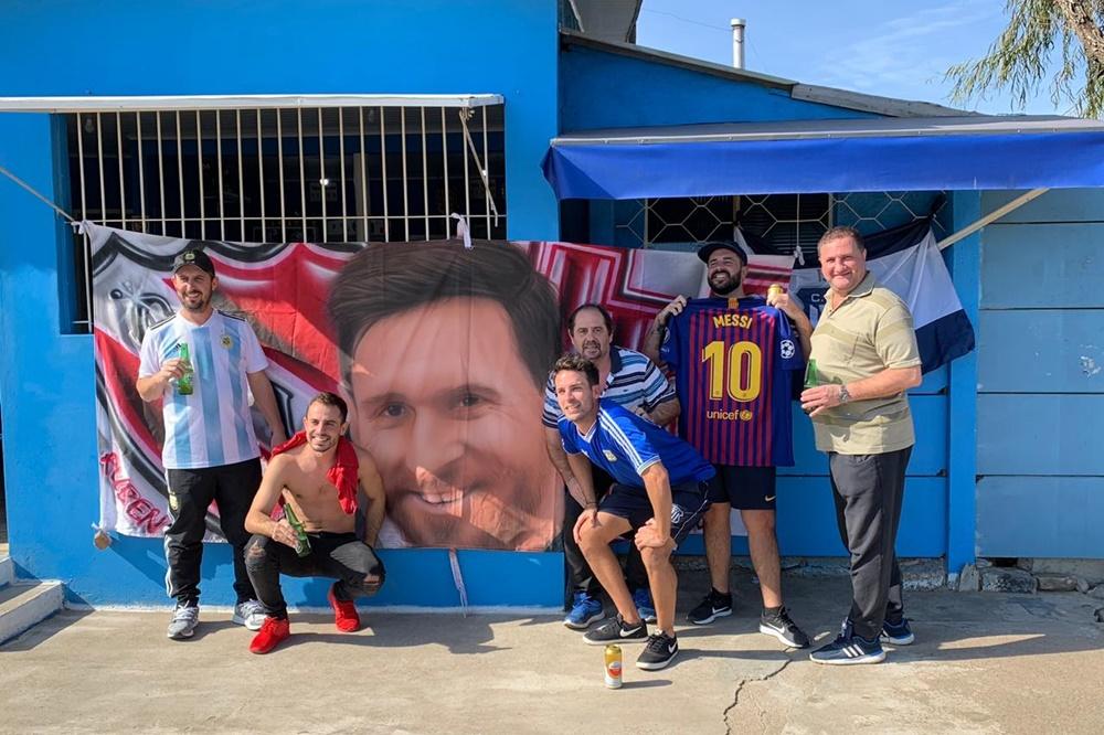 El aguante de Ordóñez para la Selección en Porto Alegre