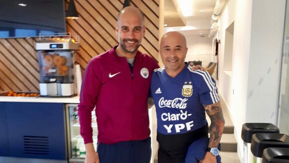 Comenzaron los mitos: entre Maradona y Guardiola