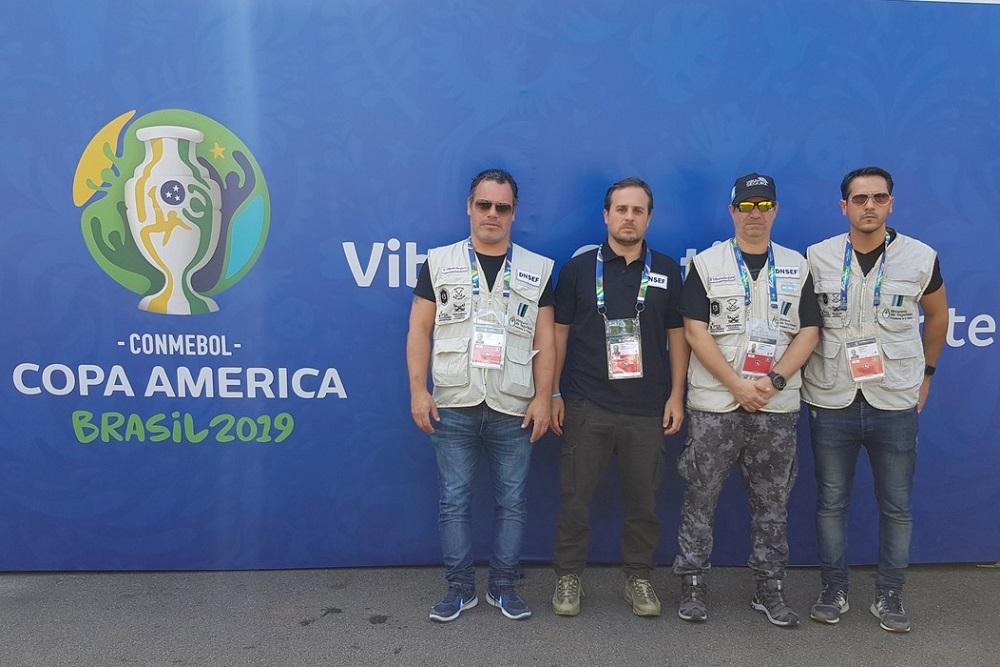 Copa América: deportaron a los primeros dos barras argentinos de Brasil