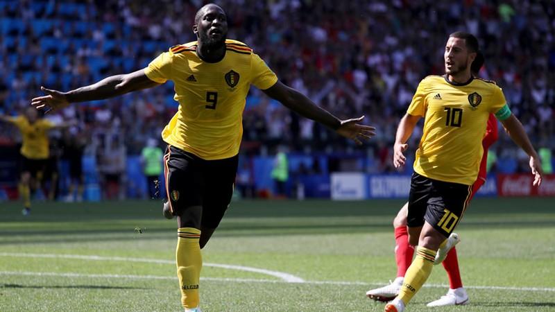 Mundial de Rusia 2018: Bélgica goleó a Túnez y pasó a Octavos