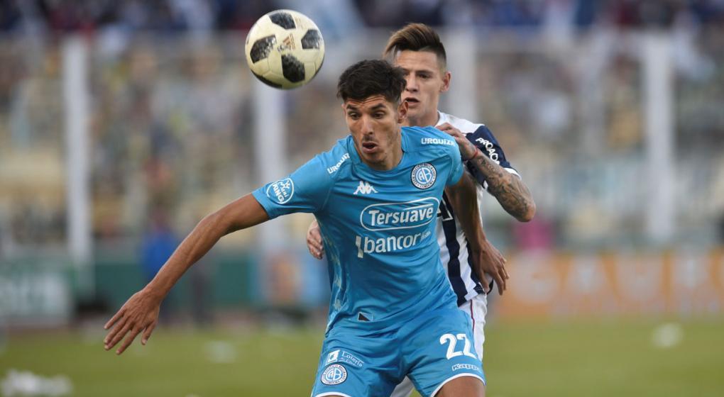 Tres cambios planea Bernardi en Belgrano para el clásico