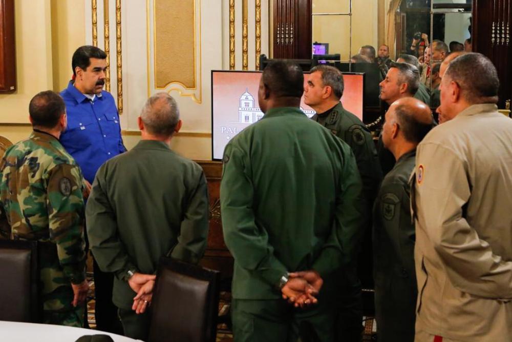Fracasó el golpe en Venezuela, pero Guaidó llamó a un nuevo levantamiento
