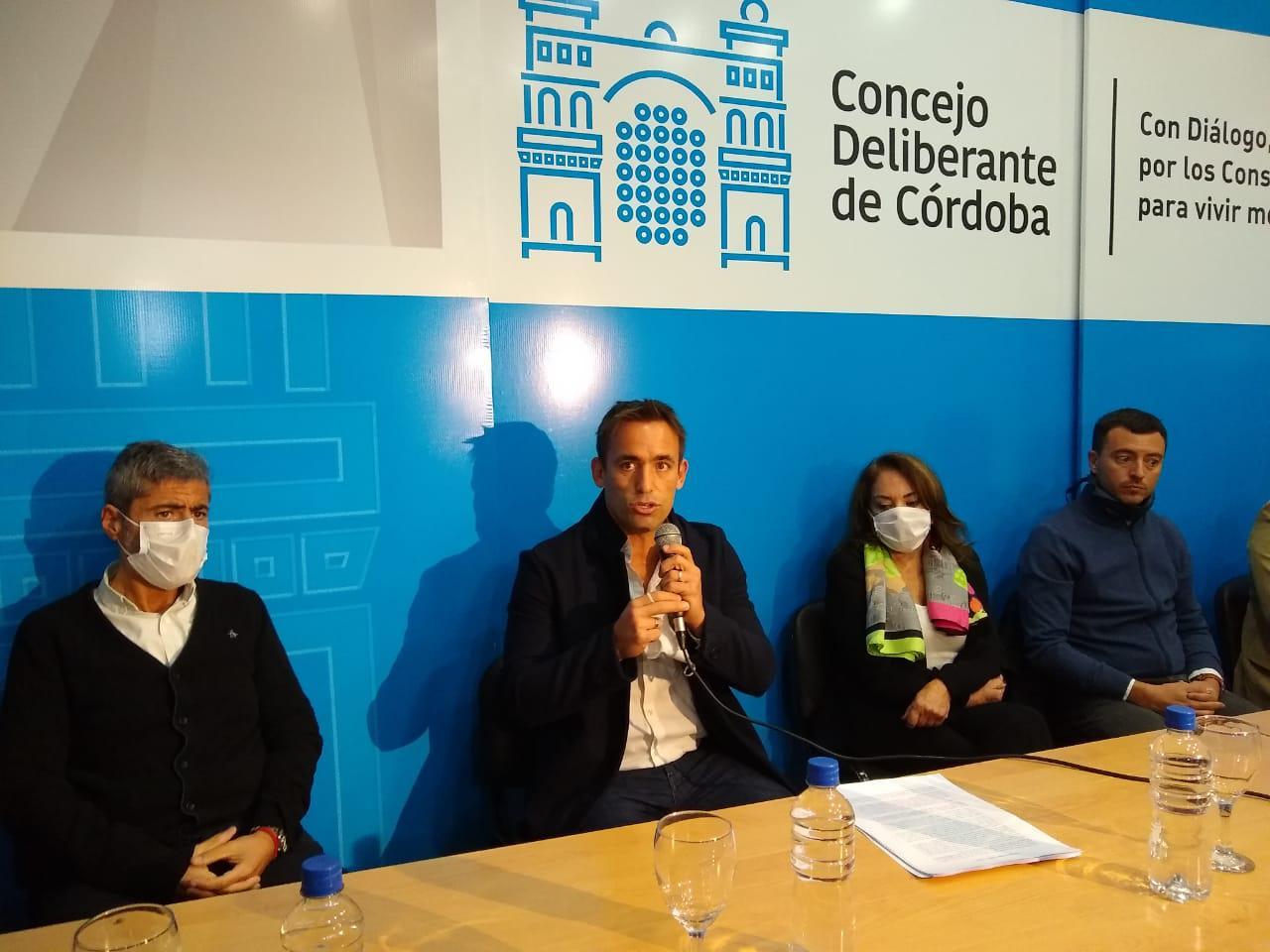 Oposición Concejo Deliberante by LNM