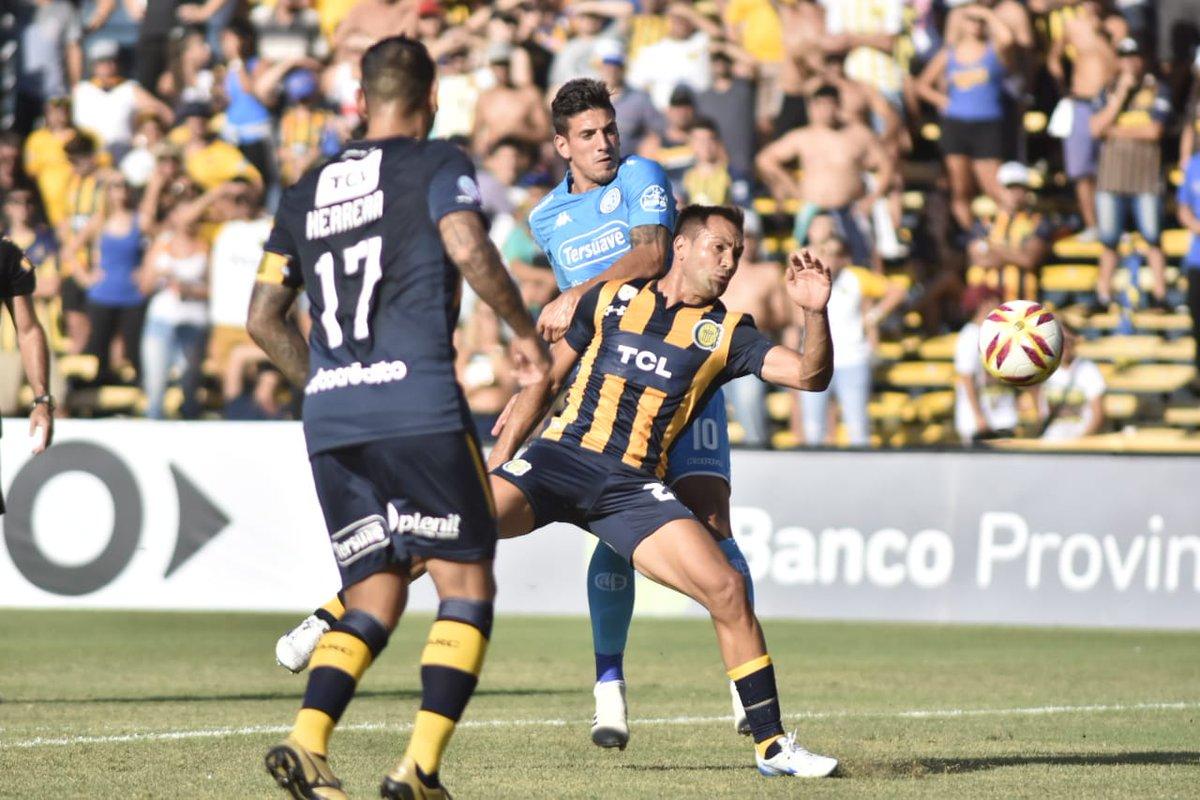 Belgrano sigue sin ganar, logró su sexto empate consecutivo