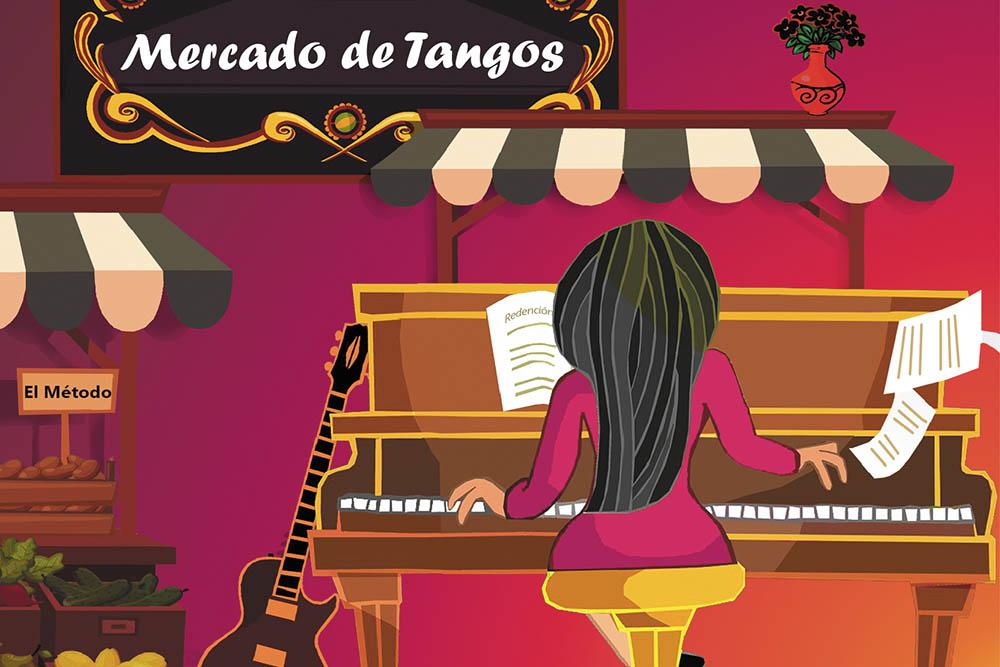 disco Mercado de tangos tapa