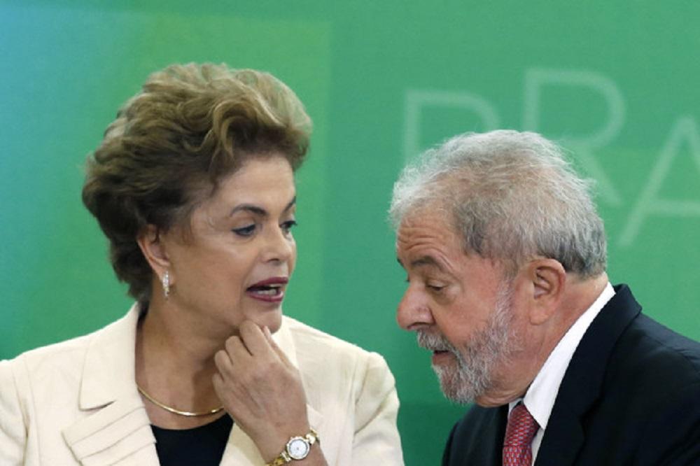 Absolvieron a Lula y a Rousseff en un juicio por corrupción