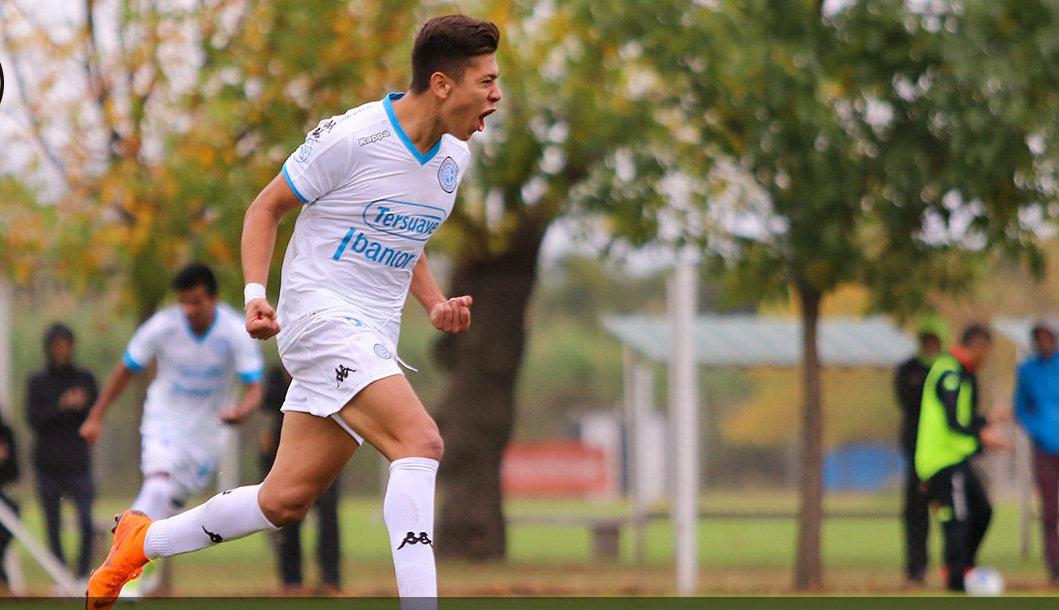 Brener asoma para ser titular en Belgrano