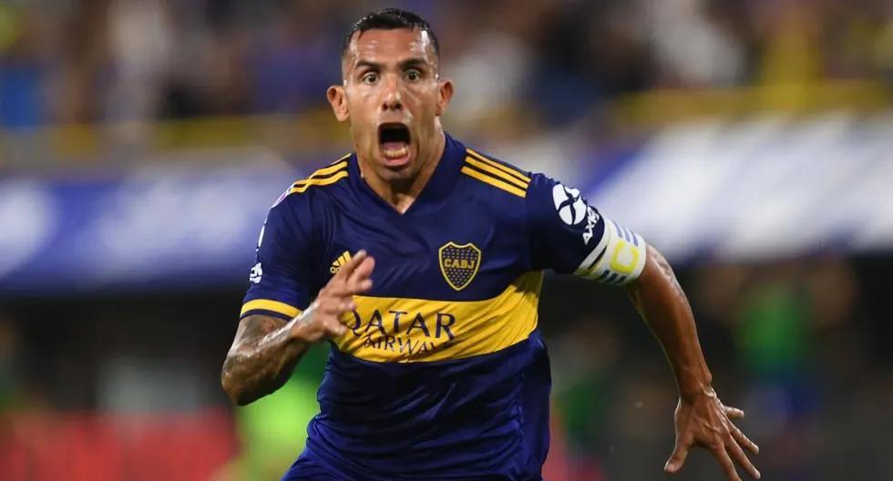 Carlos Tevez confirmó su continuidad en el plantel de Boca Juniors