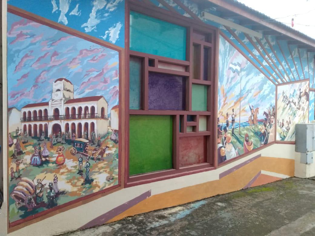 mural villageneralbelgrano 1