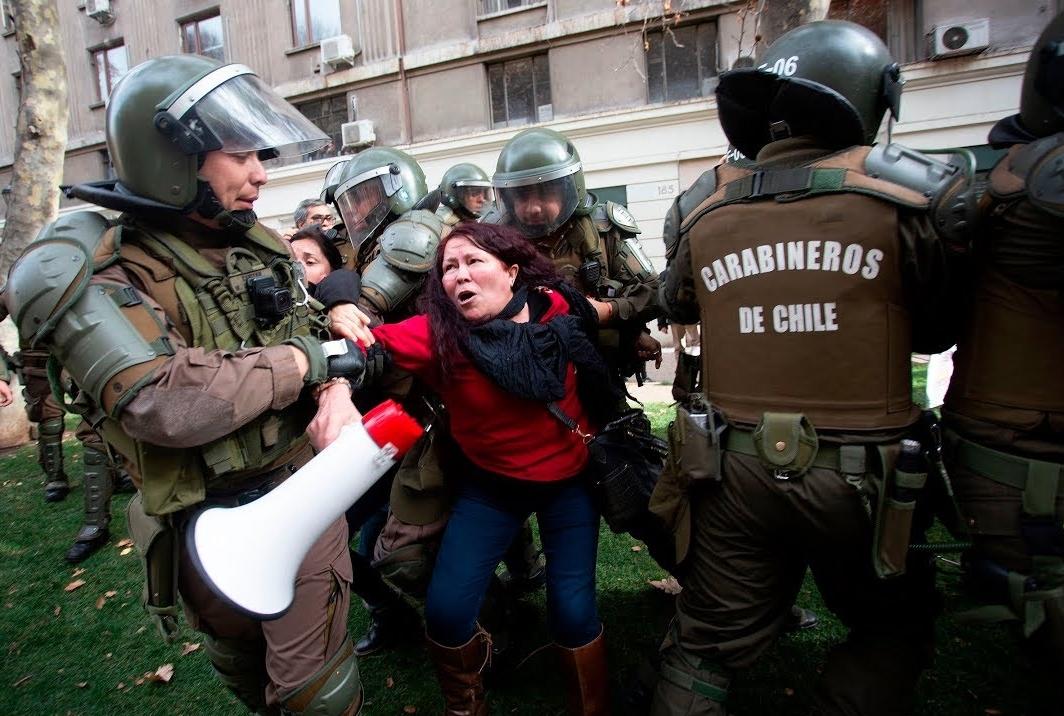 Chile: 9.000 detenidos y 20 muertos desde que comenzaron las protestas