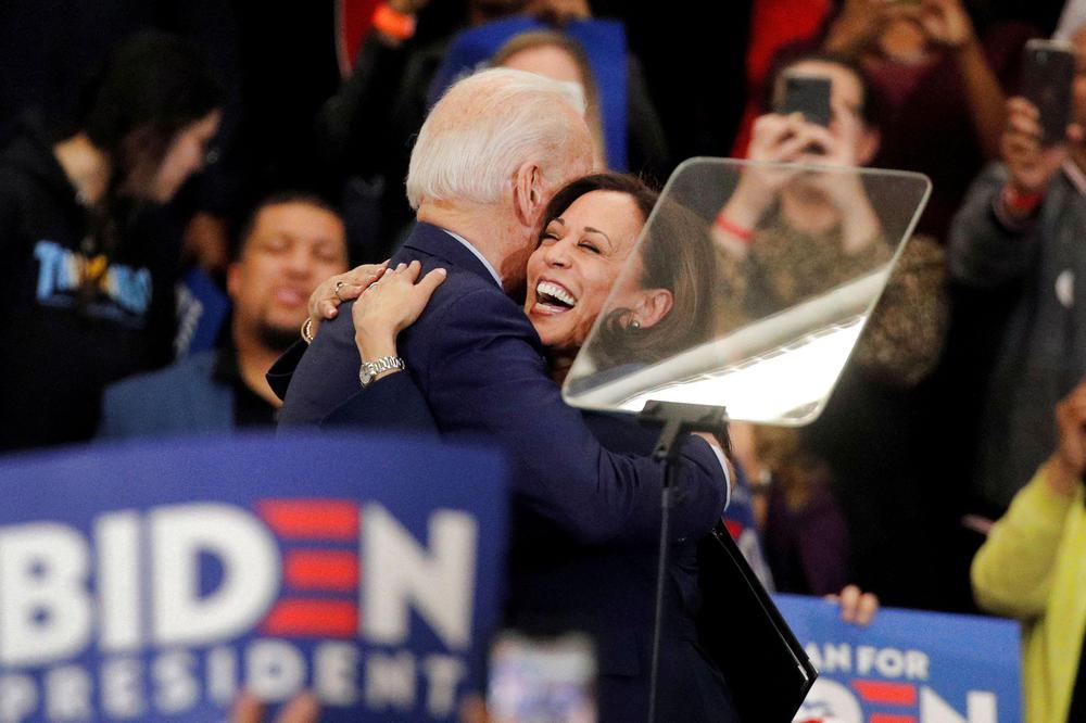 Biden y Harris by Reuters