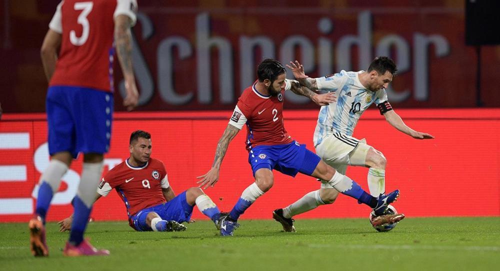 Eliminatorias:Argentina presentaría cuatro cambios para enfrentar a Colombia