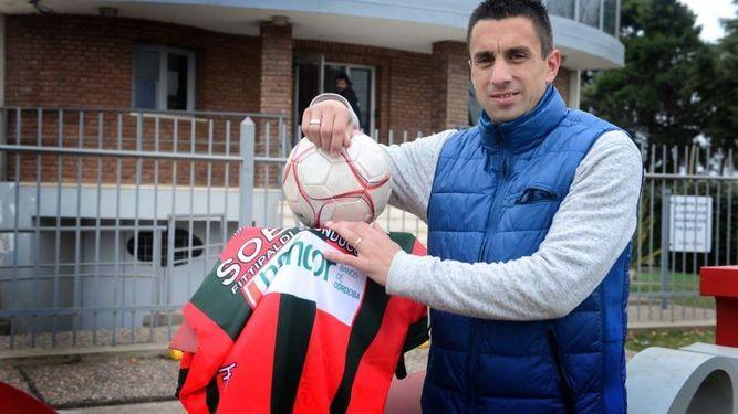 """Solferino: """"Volví a Argentino Peñarol para pelear el torneo"""""""