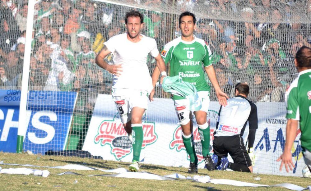 Aróstegui, de goleador de Sportivo Belgrano a vicepresidente