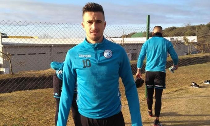 Berti confía en Ricardo Noir para el ataque de Belgrano