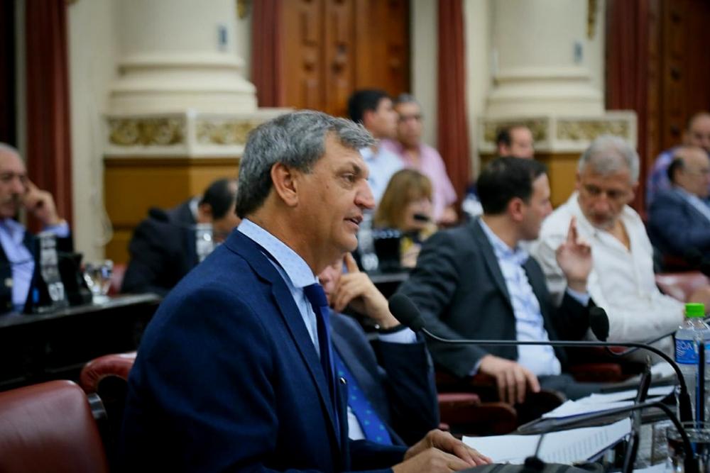 Isaac López - Prensa Legisaltura
