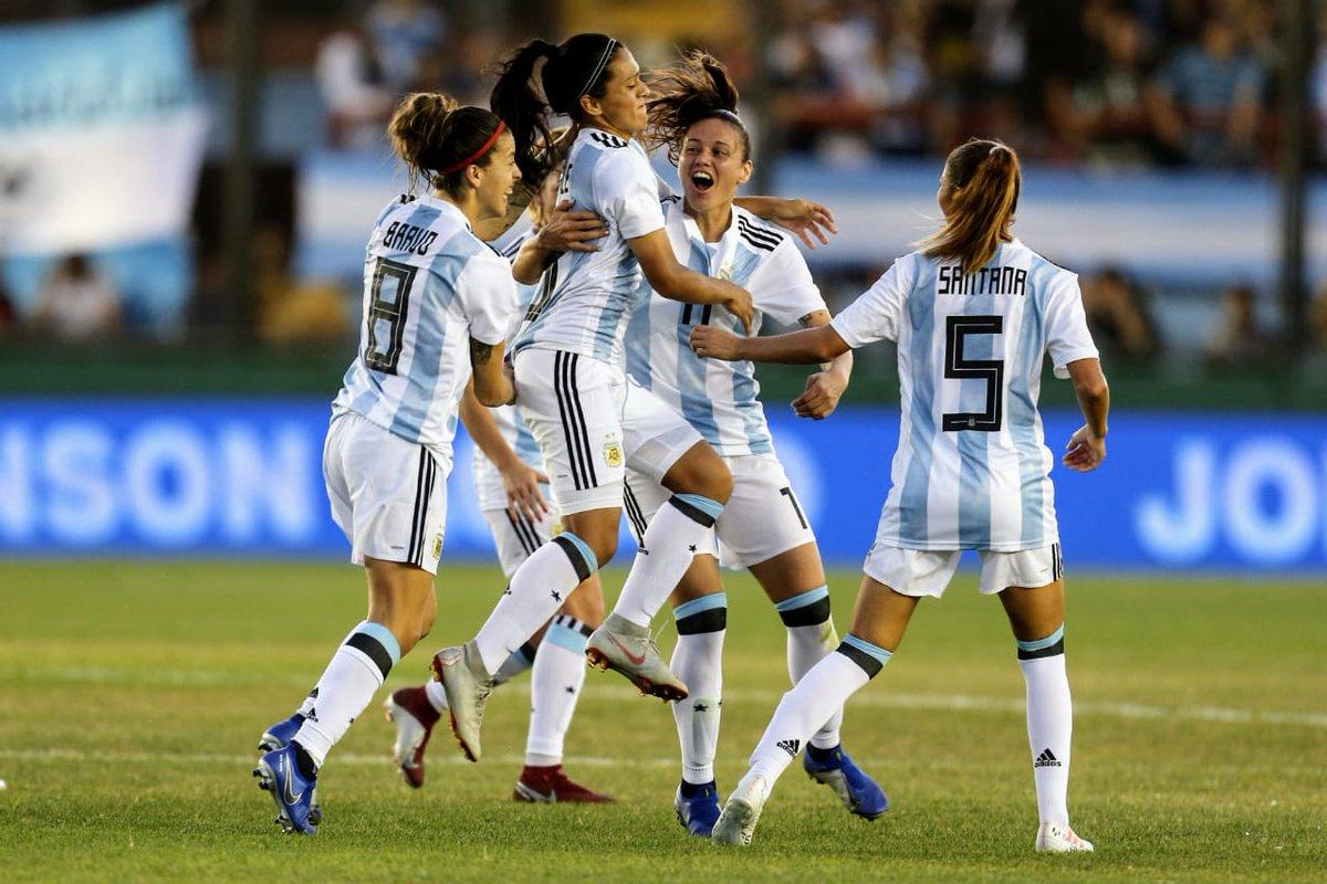 Argentina, candidata para ser sede del Mundial de Fútbol Femenino 2023
