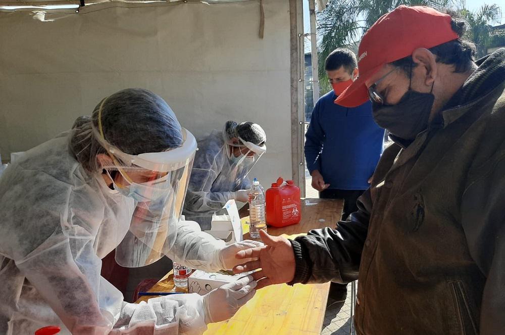 Coronavirus en Córdoba prensa Gobierno de Córdoba