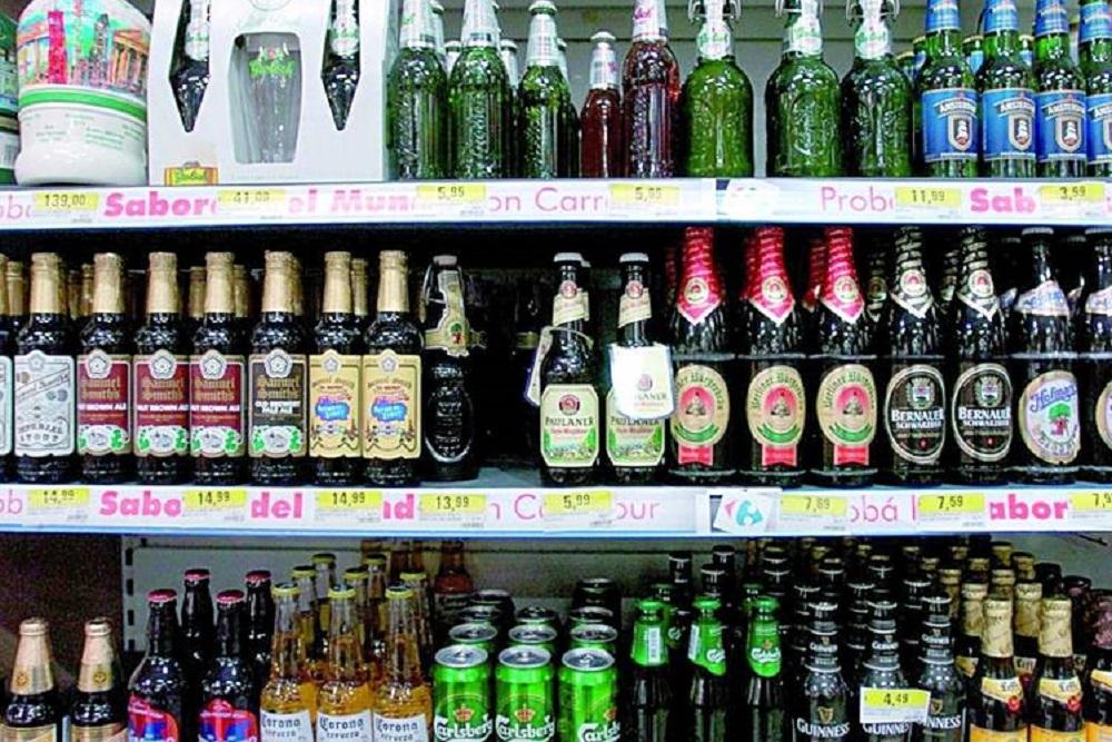 Los precios de productos importados subieron más que sus homólogos nacionales